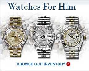Coming Soon - Online Rolex Inventory