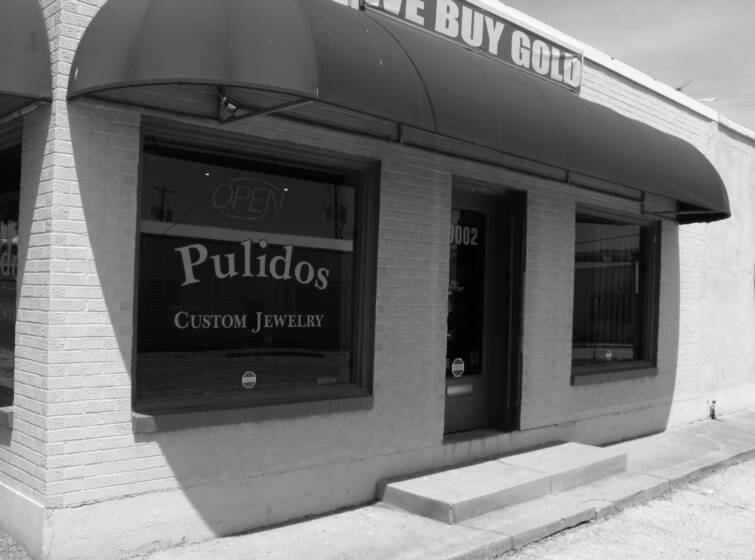 Pulido's Custom Jewelry at 3002 W. Lancaster Avenue